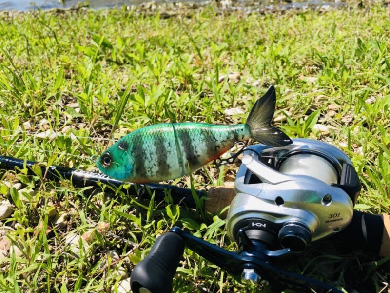 REVIEW: Logix Baits BB Glide Swimbait