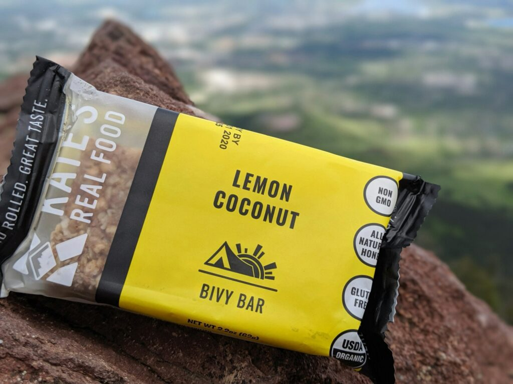 kate's real food energy bar review Payne Outdoors Kate's Real Food