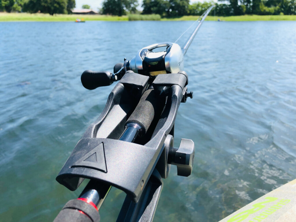 Stealth QR2 Rod Holder for Kayaks and Boats Payne Outdoors Review