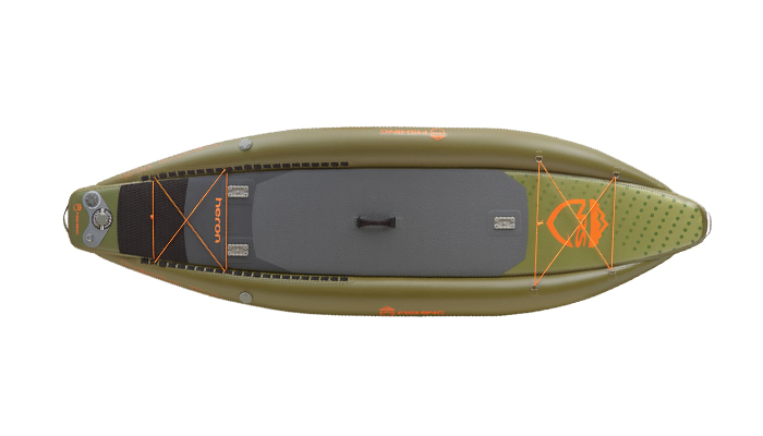 REVIEW: NRS Heron 11.0 Inflatable SUP thumbnail