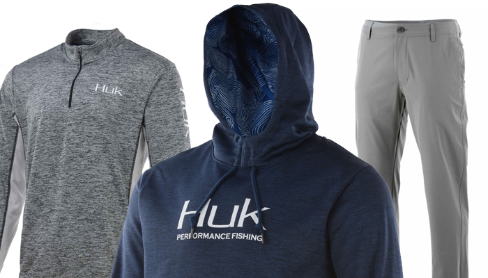 Huk Fishing Launches New Fall Apparel Line thumbnail