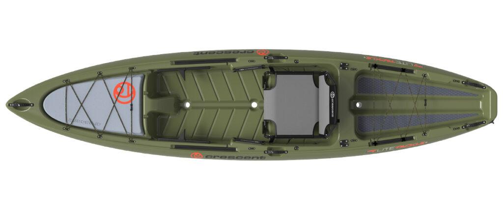 REVIEW: Crescent LiteTackle Fishing Kayak $899 thumbnail