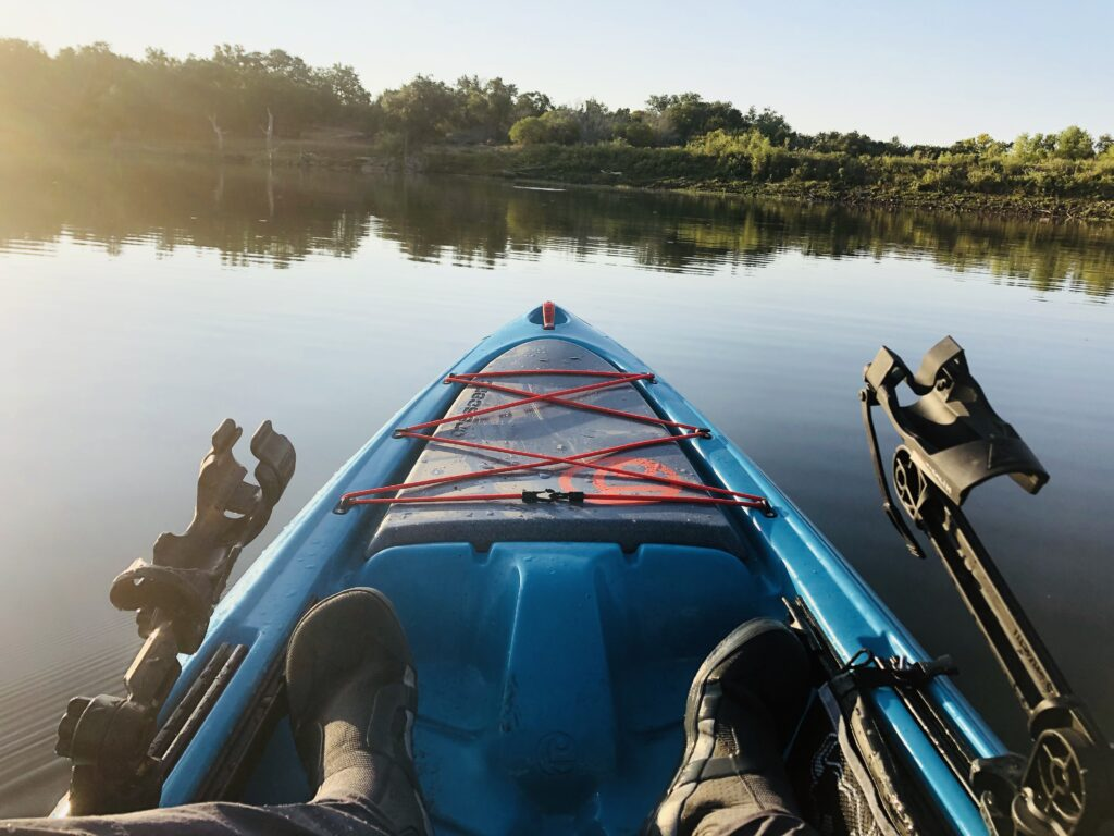 Crescent LiteTackle Fishing Kayak Review Payne Outdoors