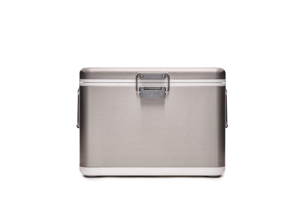 NEW YETI V Series Stainless Steel Cooler thumbnail